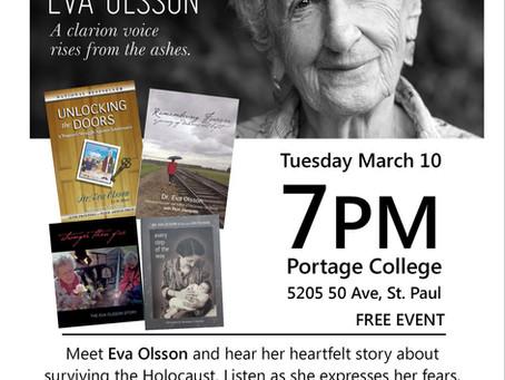 Eva Olsson Evening Session
