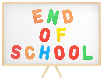 End of the School Year Update