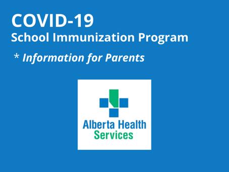 COVID-19 School Immunization Program
