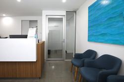 5reception door