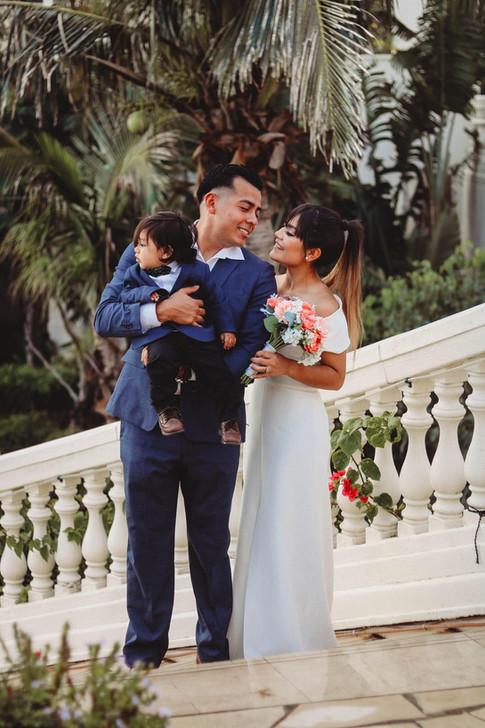 Vernice & Family