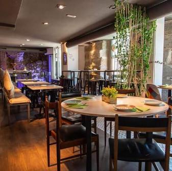 Dlirio la latina restaurante Madrid el rastro