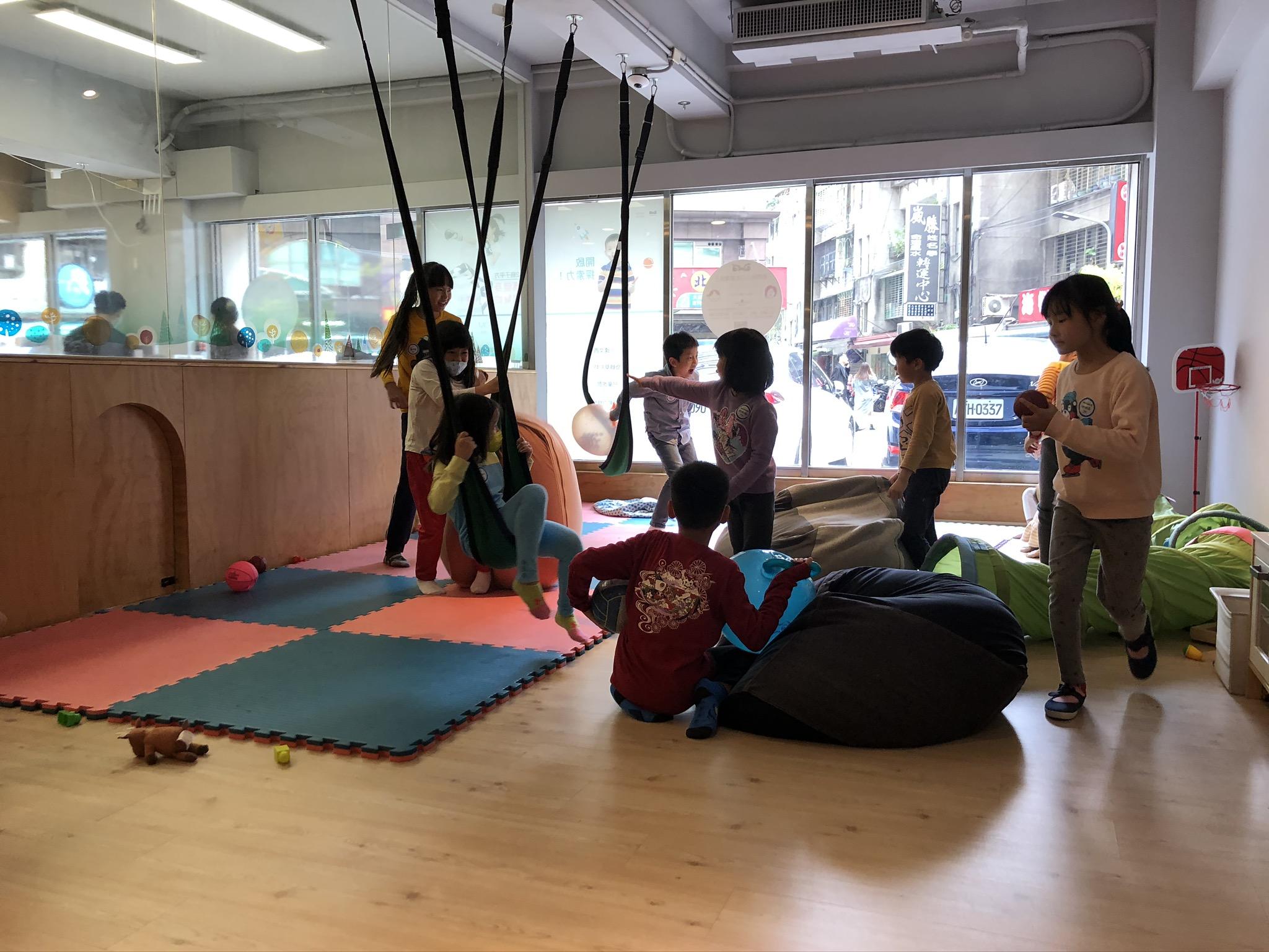 遊戲區|課間放鬆