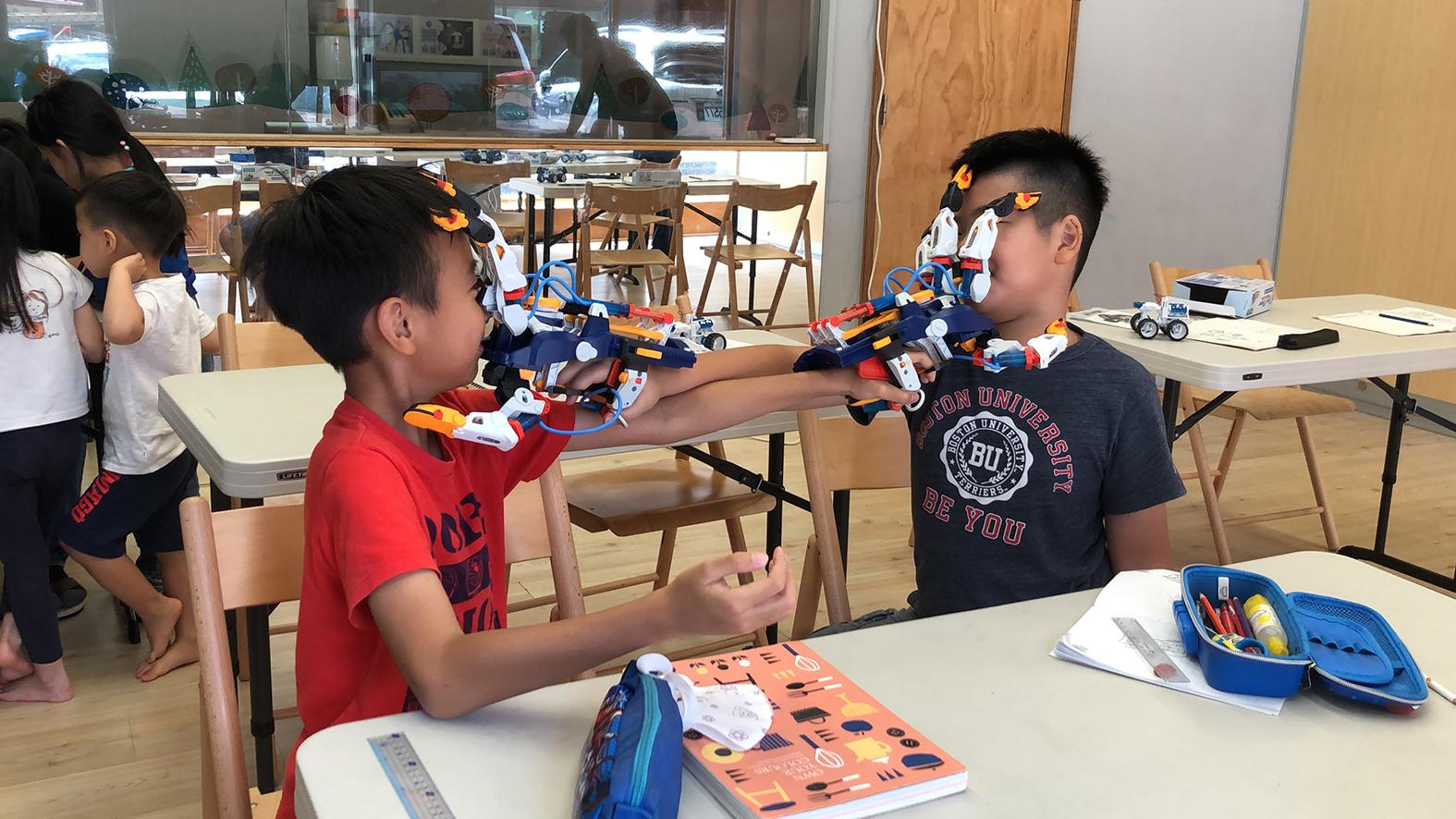 太空探索 機械手臂製作