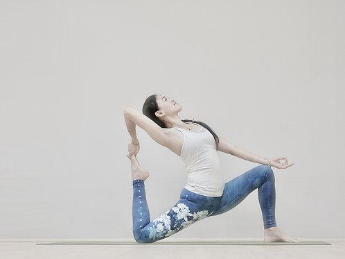 療癒整復瑜伽  Chiropractic Therapy Yoga