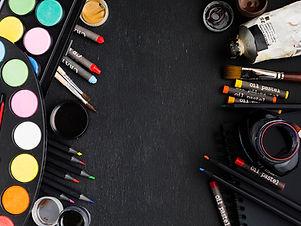 flat-lay-various-brushes-crayons-copy-sp