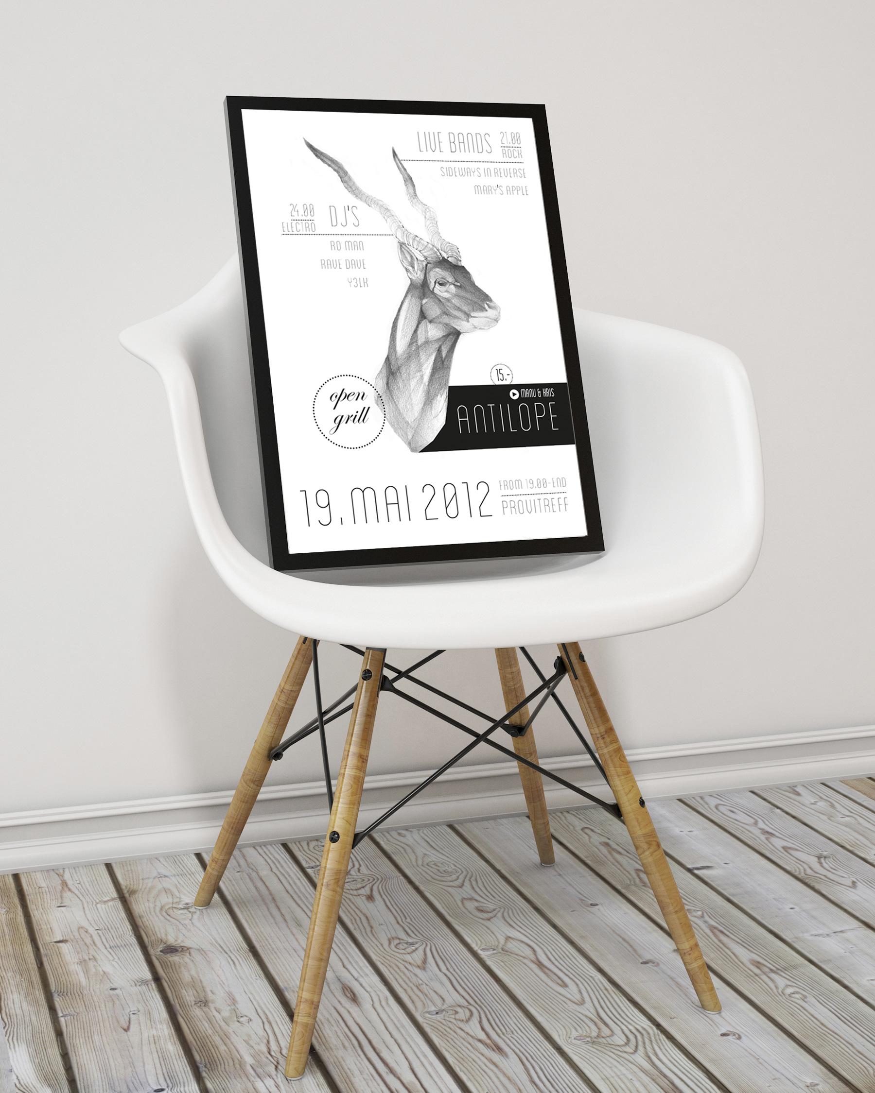 Antilope_poster