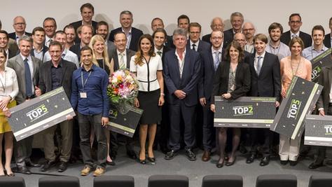 Venture Top 2 Business Idea award