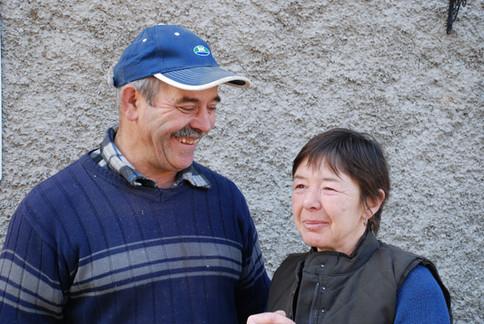 Robert et Christine