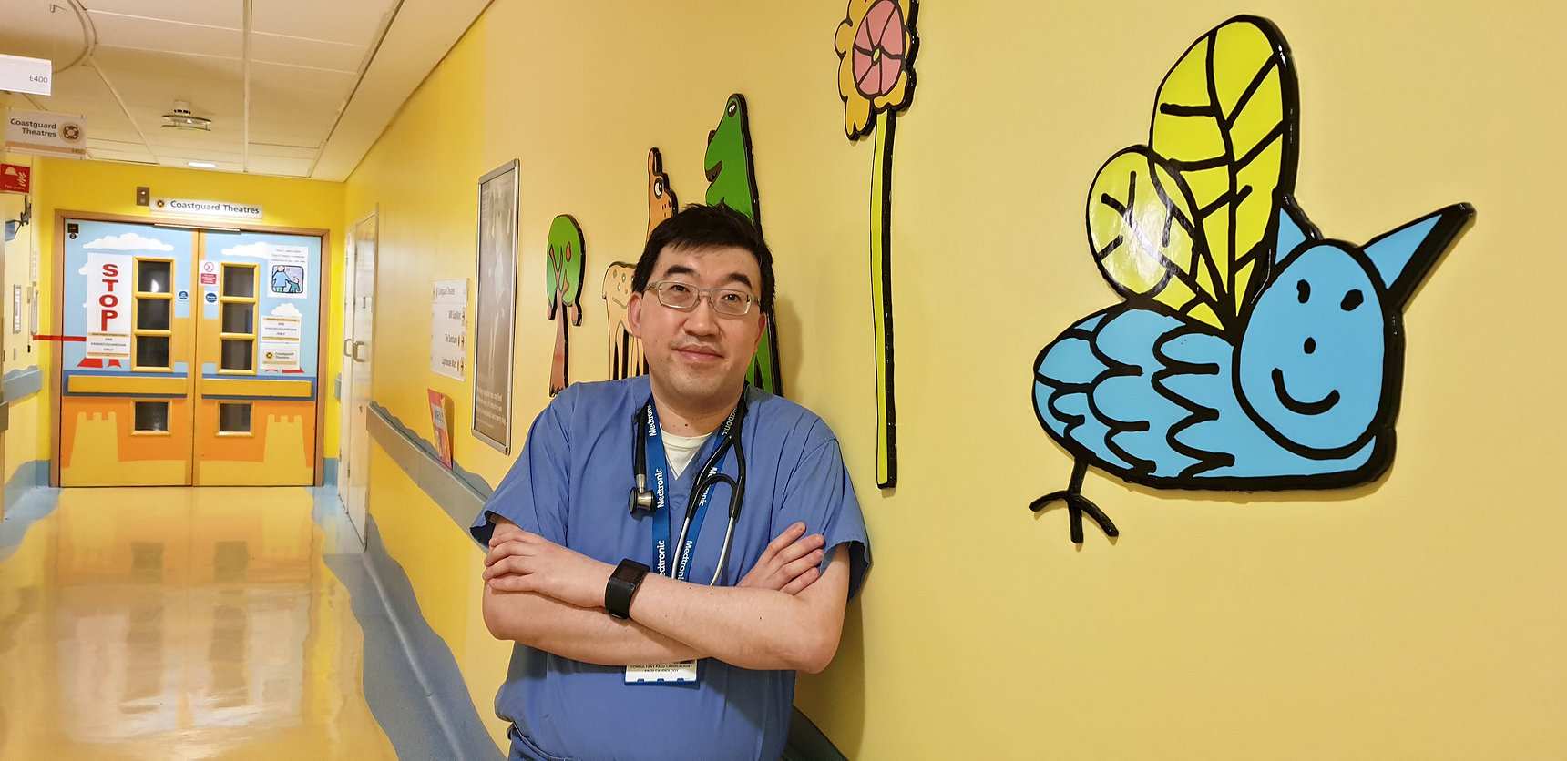 Location   Dr Michael Yeong Paediatric Cardiologist   Brisbane