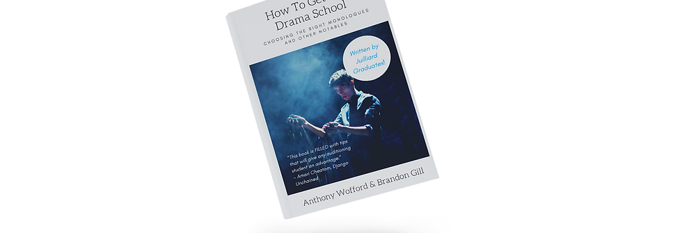 How To Get Into Drama School - Paperback