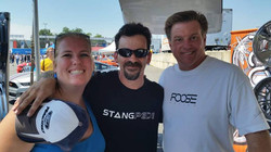 Stangpede Boston with Chip Foose