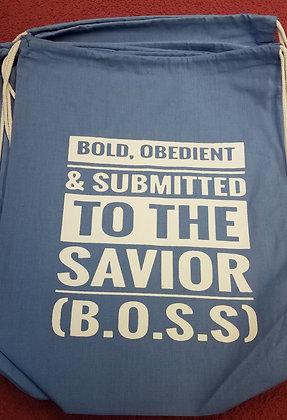 B.O.S S BAG