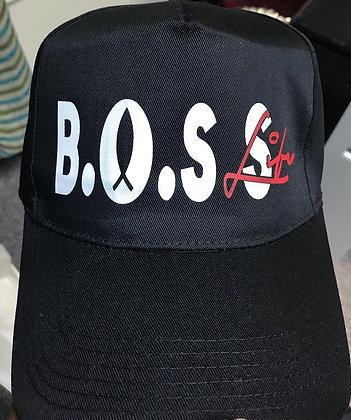 B.O.S.S LIFE APPAREL HAT