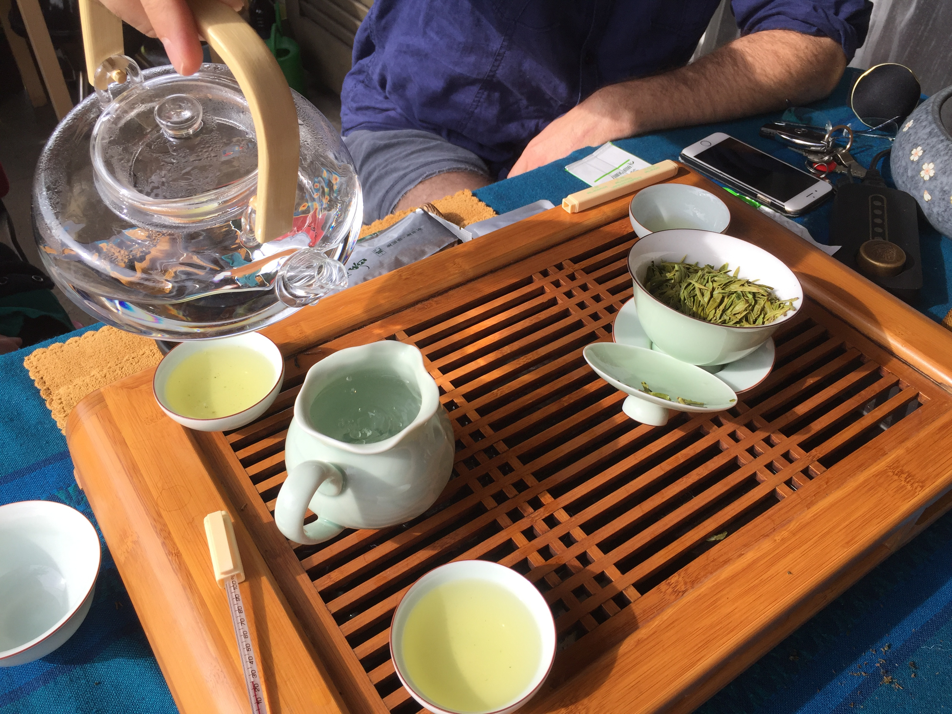 Tea and a Chat