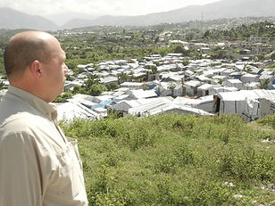 Eddie-Rivero-Haiti-Village