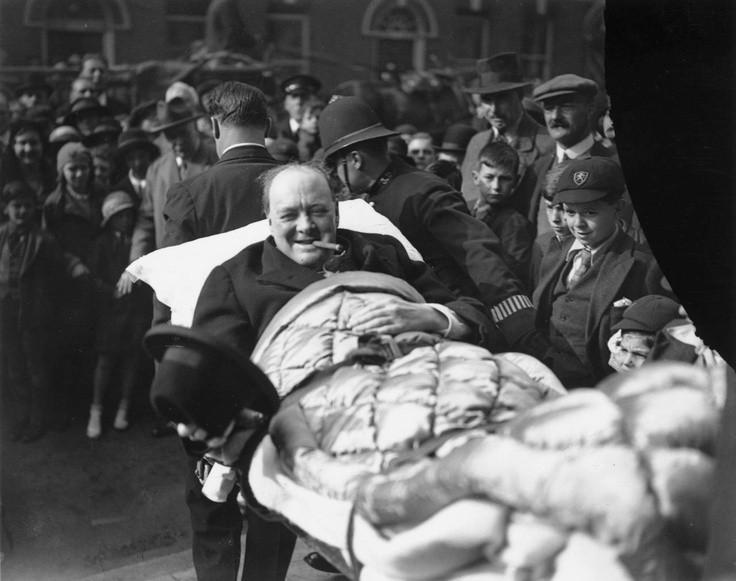 Winston Churchill 1931
