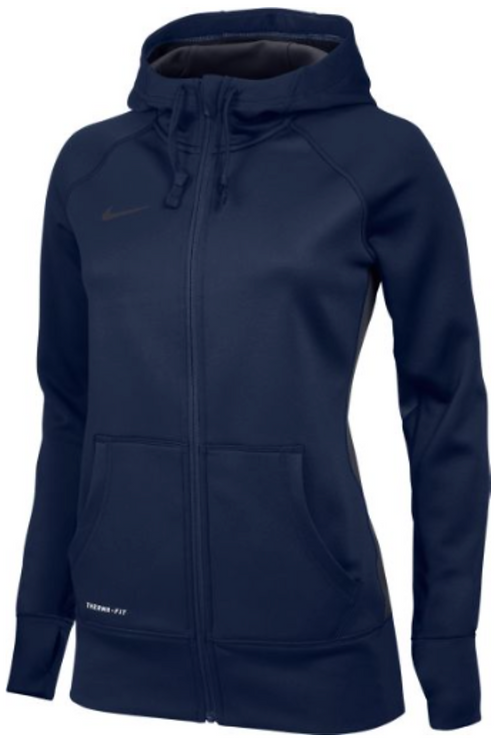 WOMEN'S KO FULL ZIP HOODY