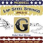 Morrell Lap Steel Guitar Strings G Tuning