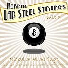 Morrell Lap Steel Guitar Strings 8 String
