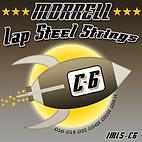 Morrell Lap Steel Guitar Strings C6 Tuning