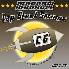Shop Morrell Lap Steel Guitar Strings