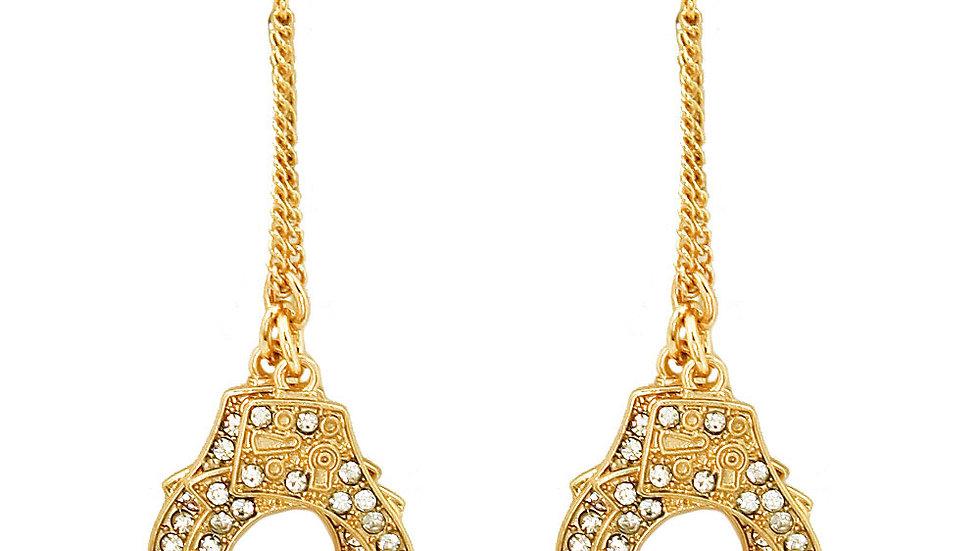 Hang Cuff Fashion Earrings