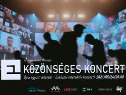 2021. május 14. - Közönséges koncert