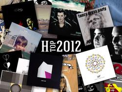 2012. tavasz - A Recorder 2012-es topilistáján a Kék szoba