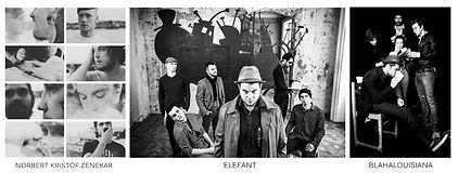 Elefánt zenekar -A38 lemezbemutató koncert
