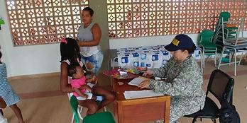 1.350 Beneficiados en Bajo Calima