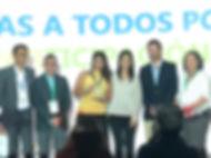 1 Lugar en Categoría de Madurez Relativa para Clúster apoyado por RNP