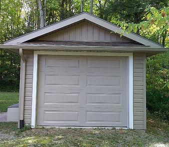 Solid Garage door installed and repaired in Orangeville
