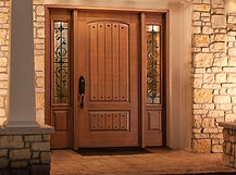 clopay rustic collection entry door.jpg