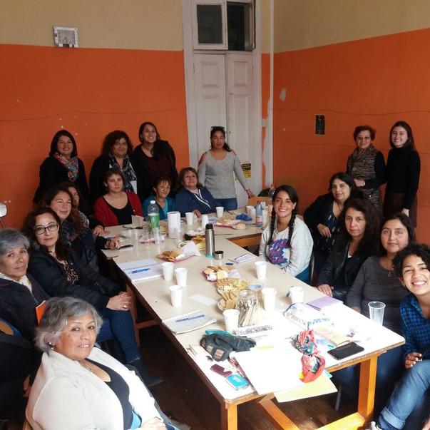 Casa taller de la mujer