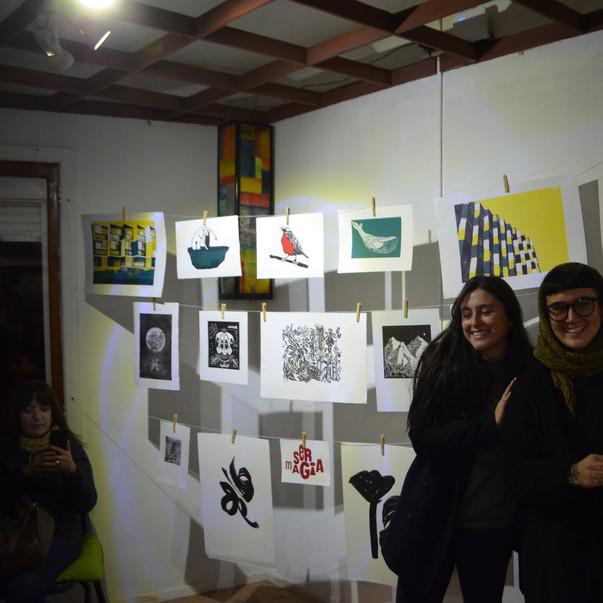 Ecos de Mujer, centro cultural huellas Con cón