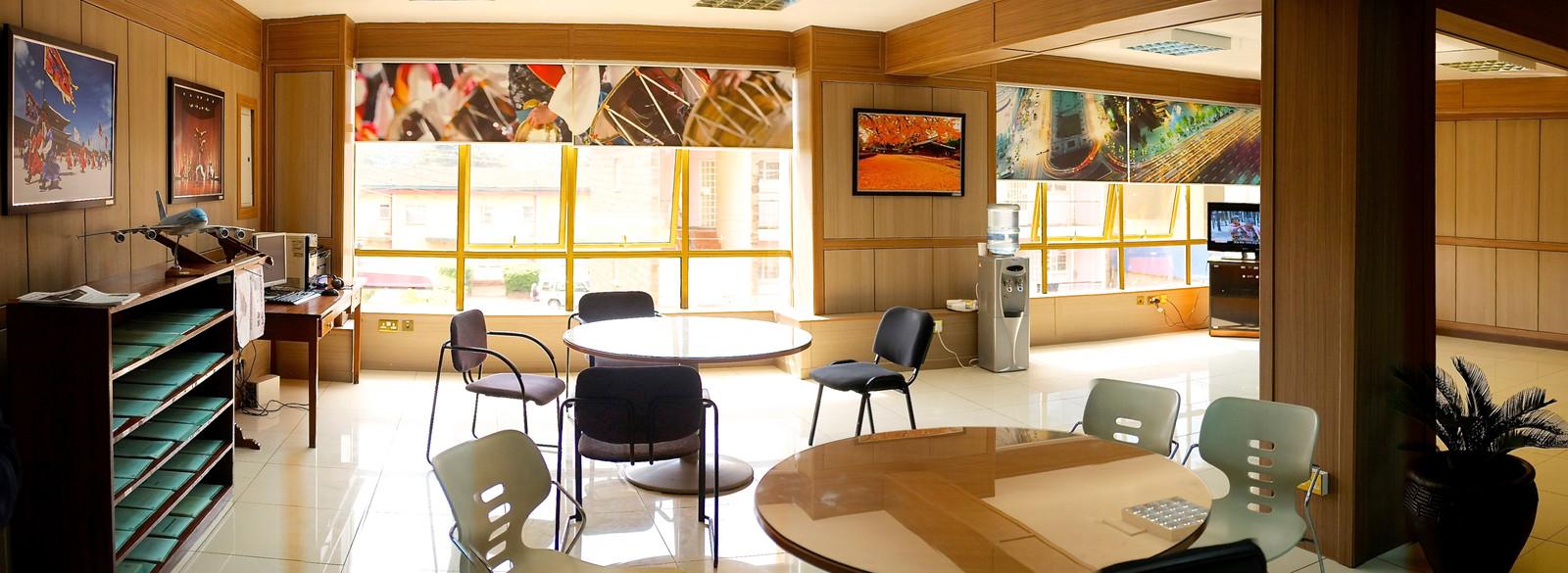horizon media office. EMBASSY OF KOREA Horizon Media Office
