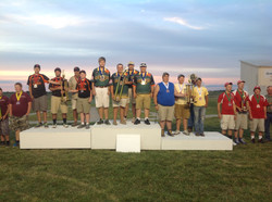 2014 SCTP National Champions - Open Division - Sporting Clays