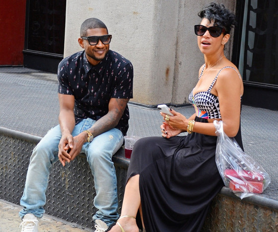 Usher and Grace Miguel Separate After Two Years of Marriage