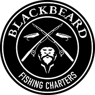Blackbeard Fishing Charters Logo