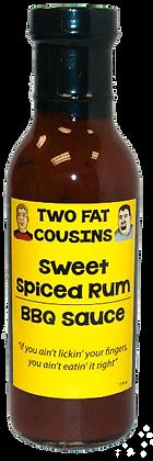 Sweet Spiced Rum BBQ Sauce