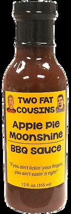 Apple Pie Moonshine BBQ Sauce