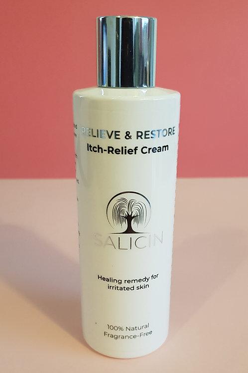 Relieve & Restore Itch-Relief Cream (250ml)