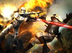 Imperial vs Rebel