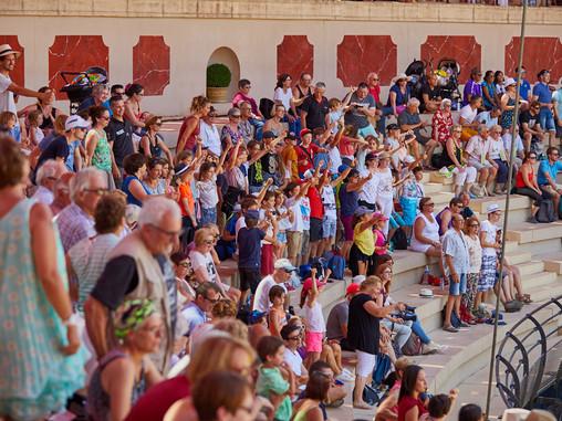 Les meilleures places dans les spectacles du Puy du Fou