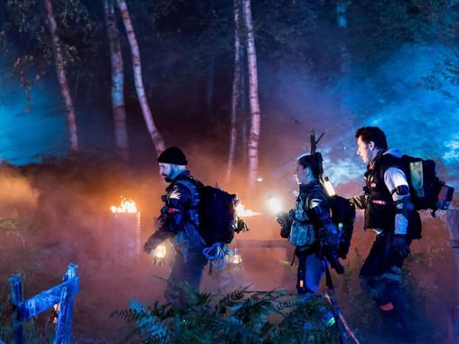 DISTRICT Z : Les images du jeu TV tourné au Parc Astérix