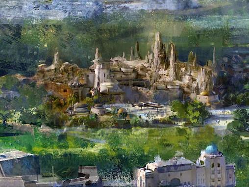 Walt Disney Studios 2025 : Star Wars
