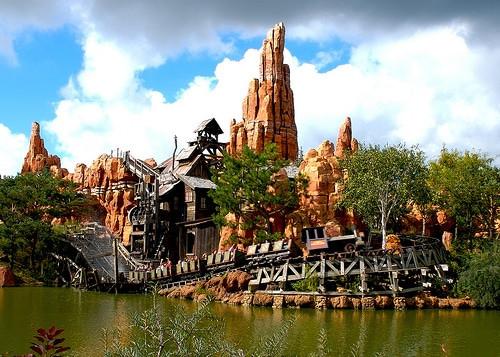Le top 10 des attractions à Disneyland Paris