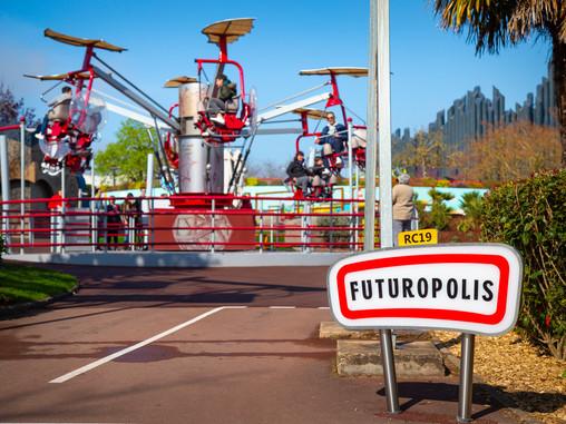 Futuroscope 2019 : Futuropolis la nouvelle zone dédiée aux enfants