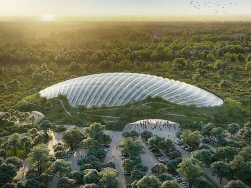 Tropicalia, la plus grande serre du monde : Les écologistes s'en mêlent